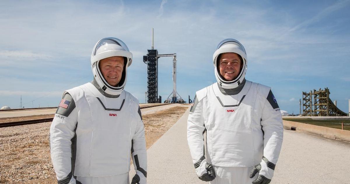 Historyczna misja NASA i SpaceX - gdzie oglądać start Crew Dragon?