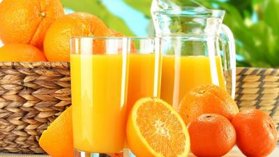 Comment faire un simple jus d'orange