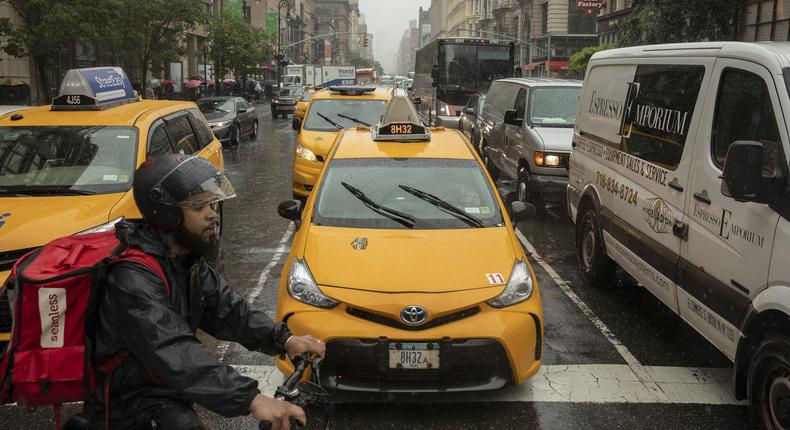 Prosecutors claim lavish bribes oiled taxi industry corruption
