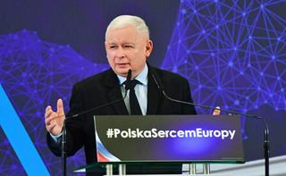 Kaczyński: Wydaje się, że po wyborach PE będzie inaczej skonstruowany