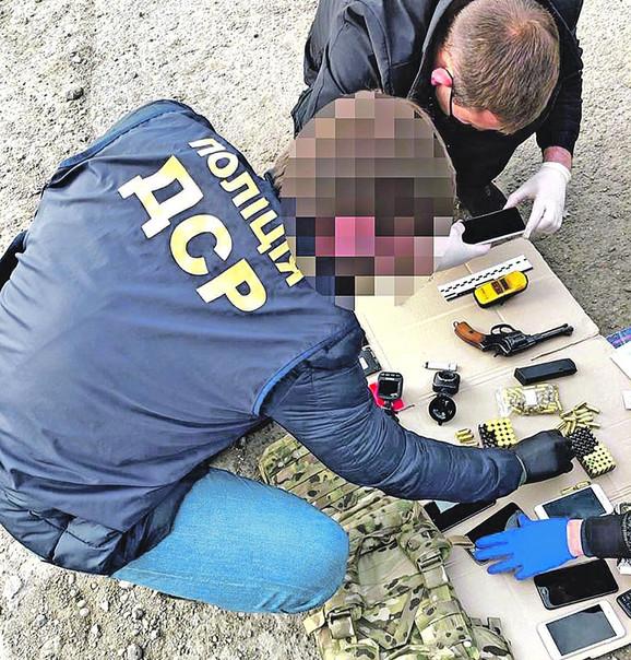 Policija nakon pokušaja ubistva uhapsila napadače i kod njih pronašla oružje