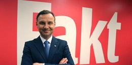 Andrzej Duda: Chcę dobrej zmiany dla Polaków