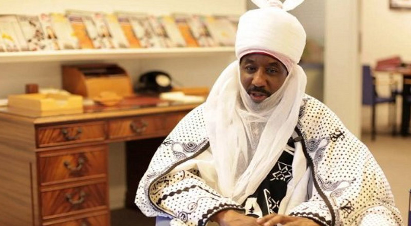 Sanusi will stay in this  Nasarawa village during exile