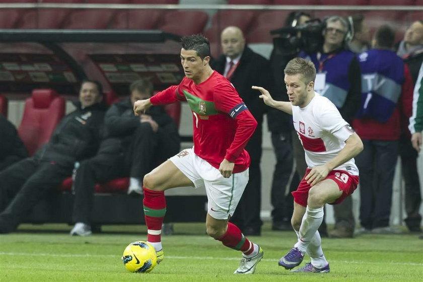 Jeśli Robert Lewandowski nie zagra na Euro, nie będzie miał kto strzelać goli dla Polski