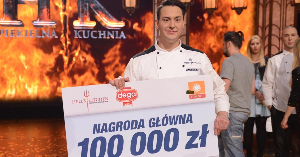 Hell S Kitchen Piata Edycje Wygral Wojciech Bartczak Amaro Odchodzi