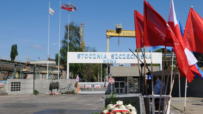 Dzierżawca szczecińskiej stoczni pod lupą śledczych