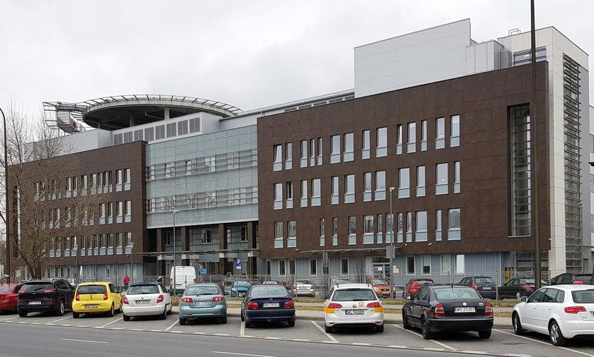 Od 15 lutego w placówce działa szpital tymczasowy dla pacjentów z COVID-19