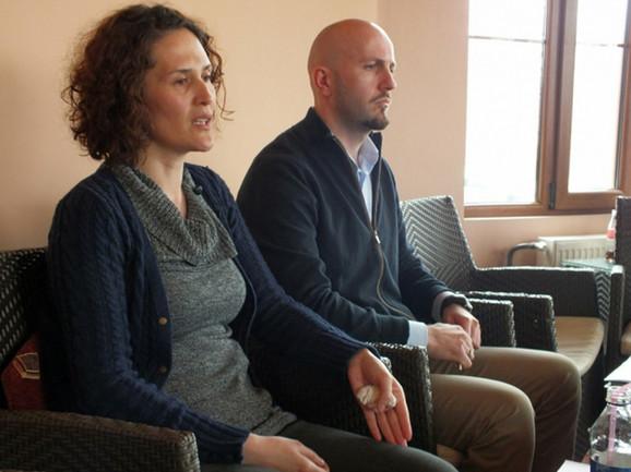 Zdravstvena inspekcija potvrdila optužbe bračnog para: Lidija i Almin Hazirović