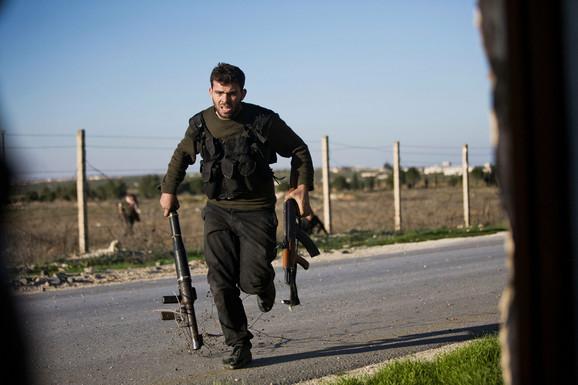 Ratni plaćenici mogu da zarade do 5.000 evra mesečno