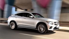 Mercedes GLC Coupe - do lansu, a nie w teren | TEST