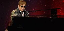 Skandal na koncercie Eltona Johna. Bluzgał na ludzi ze sceny