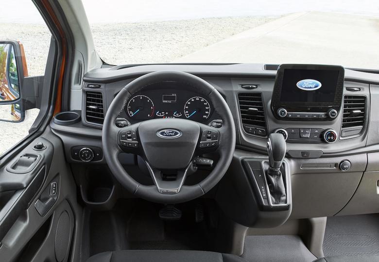 Ford Transit Custom FL