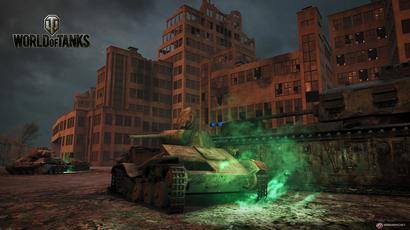 Halloween w World of Tanks