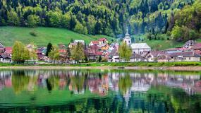 Dedinky - słowacka Szwajcaria