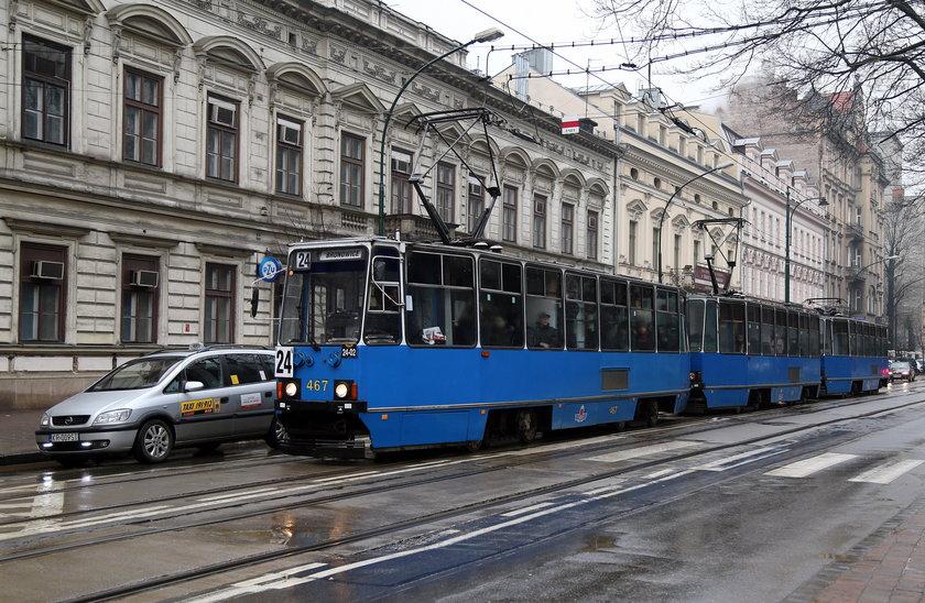 Tramwaje pojadą objazdami