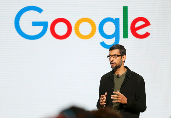 Sundar Pičai, direktor Gugla