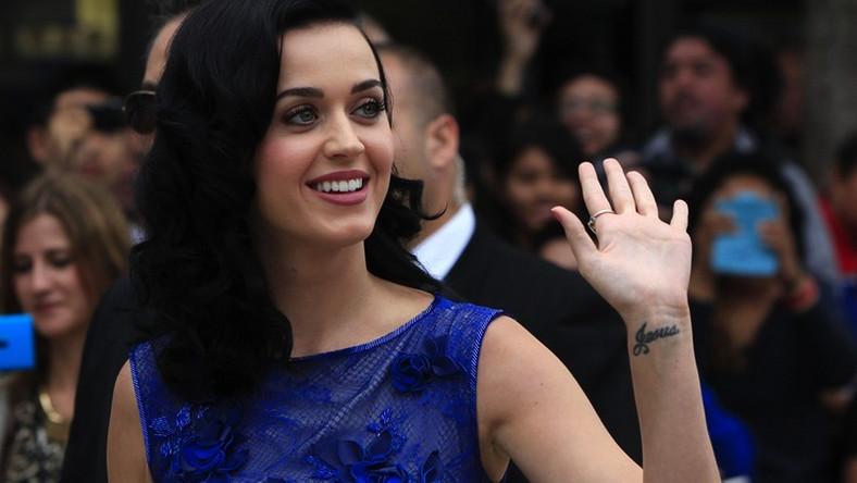 Katy Perry zdobyła serca Brytyjczyków