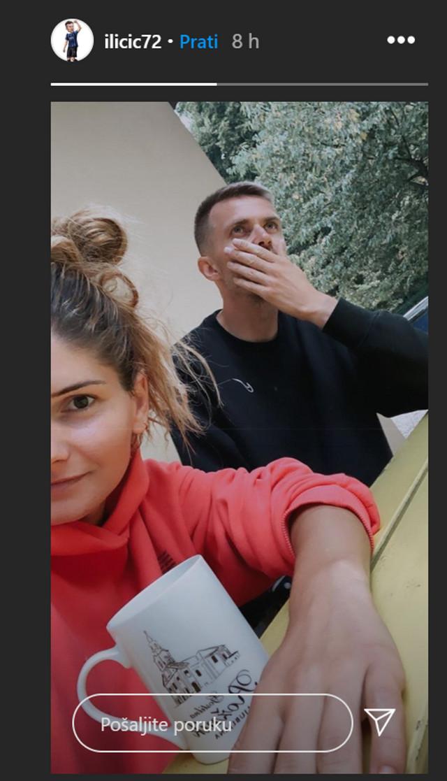 Tina i Josip Iličić