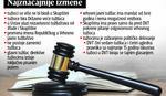 PREDLOG SUDIJA I TUŽILACA Izmenom Ustava udaljiti politiku od rada tužilaštva