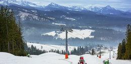 Uwaga turyści! Halny szaleje w Tatrach
