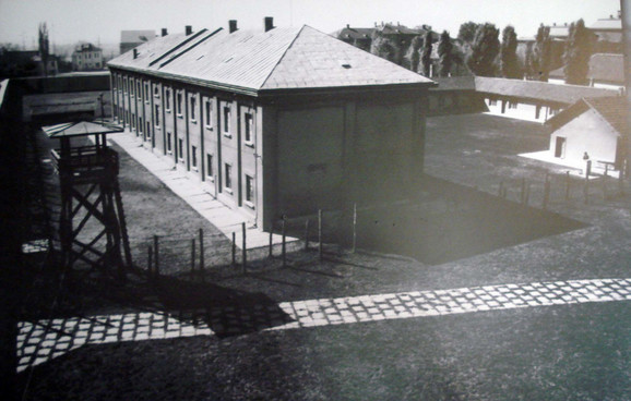 Izgled logora za vreme okupacije Nisa