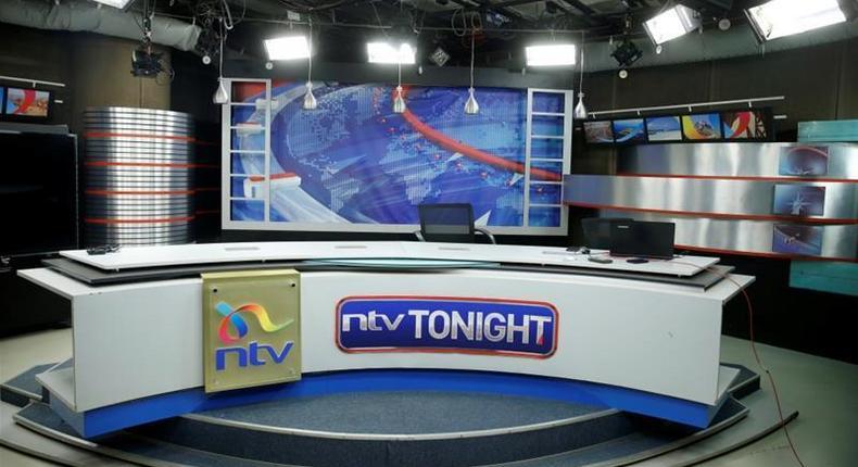 NTV Anchor quits