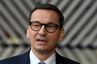 Morawiecki: Tylko wycofanie się Rosji z agresywnej polityki wobec sąsiadów i UE może być podstawą do otwarcia dialogu