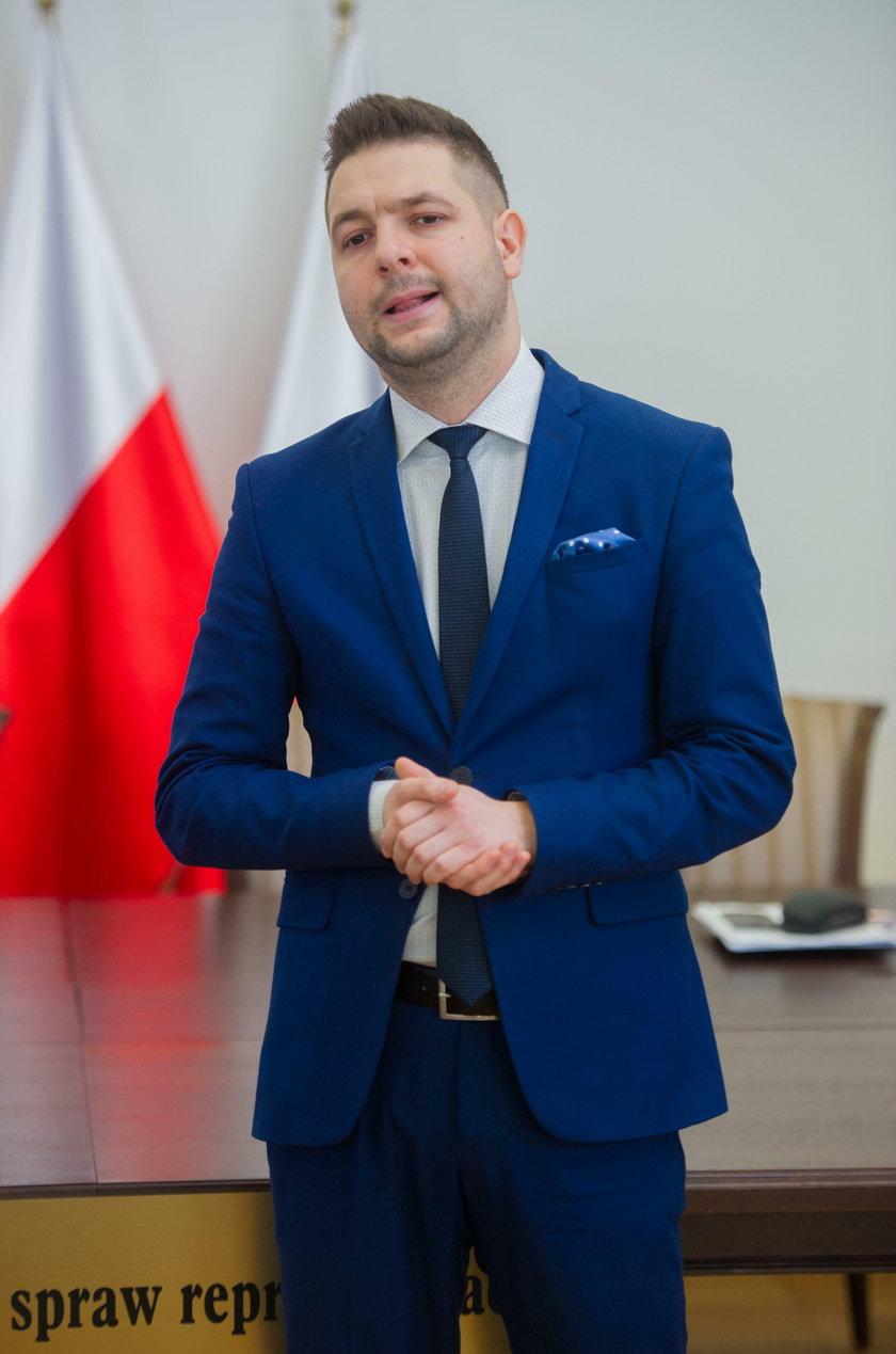 Jaki pokazał spot z praskim mostem. Z Czech