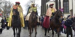 Przez Wrocław przeszedł orszak Trzech Króli