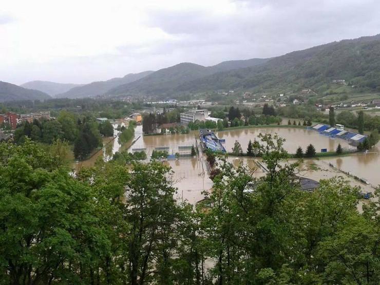 Poplava u Lučanima
