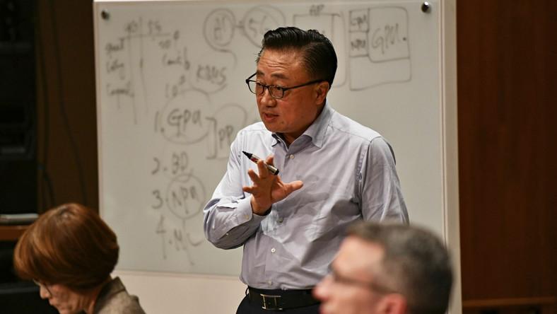 DJ Koh, CEO Samsung Electronics