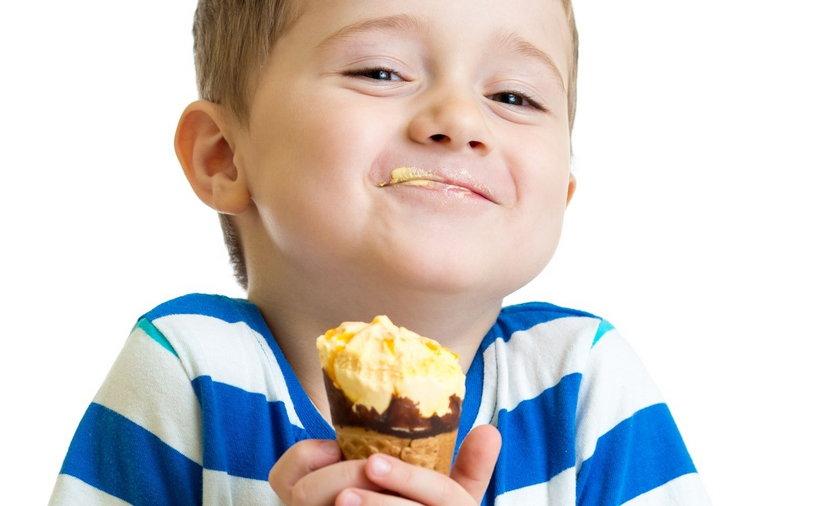 Lody to ulubiony deser prawie wszystkich dzieci i wielu dorosłych...