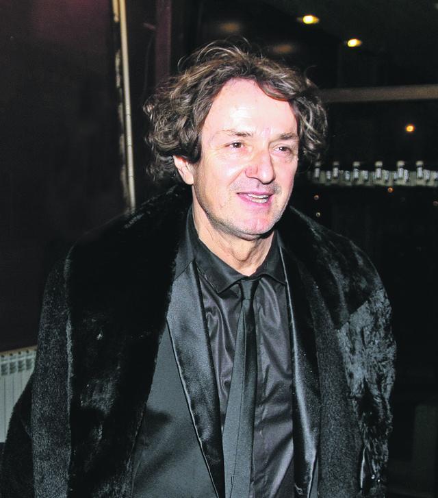 Goran Bregović je obišao mladence u Perastu