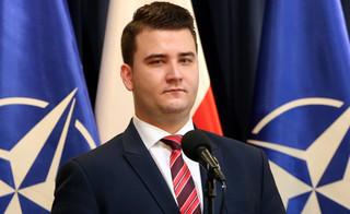 Misiewicz pozwał Misiło za naruszenie dóbr osobistych. Żąda przeprosin i 40 tys. zł na cele charytatywne