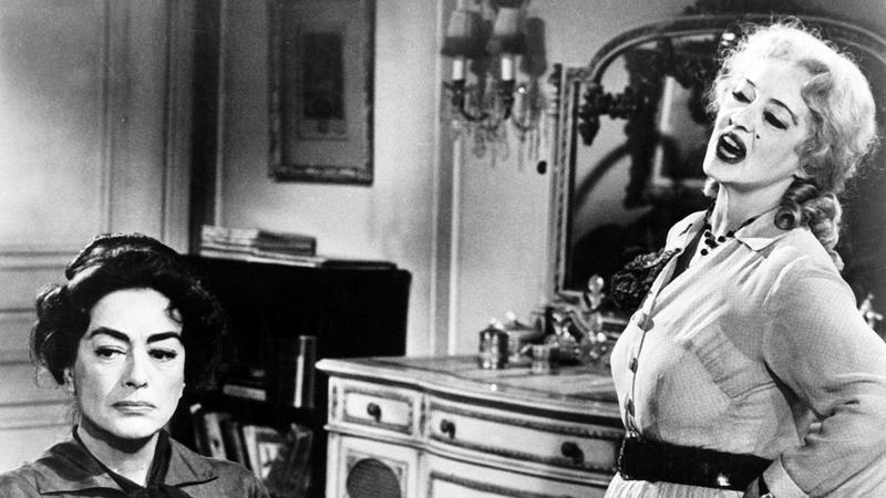 """""""Co się zdarzyło Baby Jane?"""": kadr z filmu"""