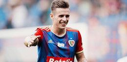 Damian Kądzior o grze za granicą: Nazywali mnie polskim Beckhamem