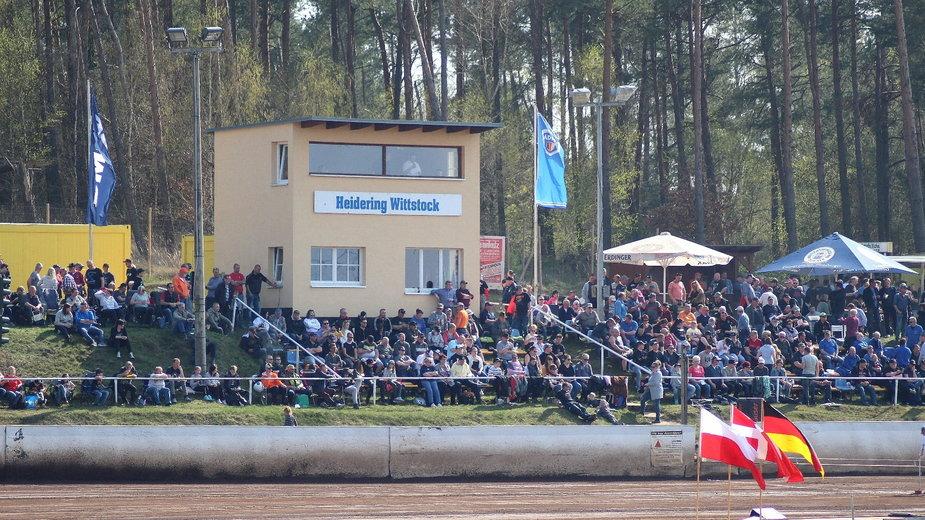Stadion w Wittstocku