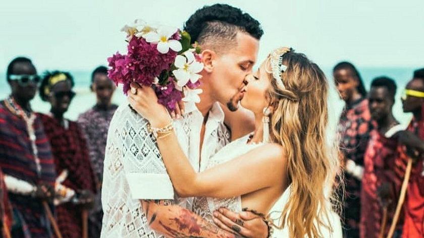 Tomek Torres i Paulina Łaba-Torres