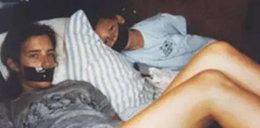 Mieli zaklejone usta i związane kończyny. Niepokojące zdjęcie przedstawia uprowadzoną 19-latkę?