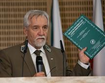 Konrad Tomaszewski został odwołany z funkcji dyrektora Lasów Państwowych
