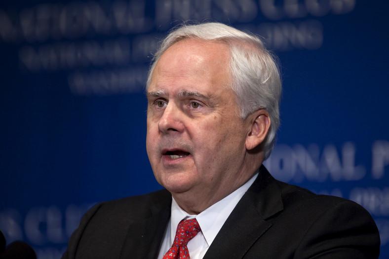Fred Smith, dyrektor zarządzający FedEx.
