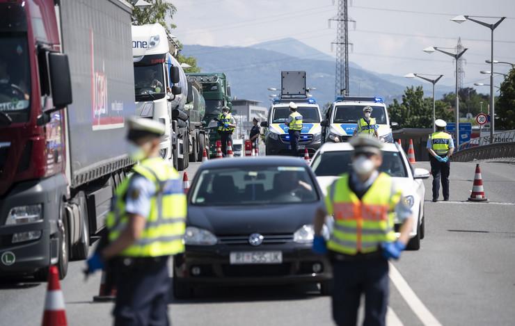 Granica između Austrije i Nemačke
