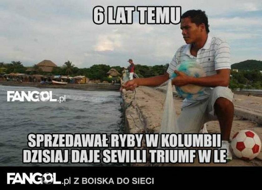 Memy po finale Ligi Europy! Sevilla - Dnipro. Galeria