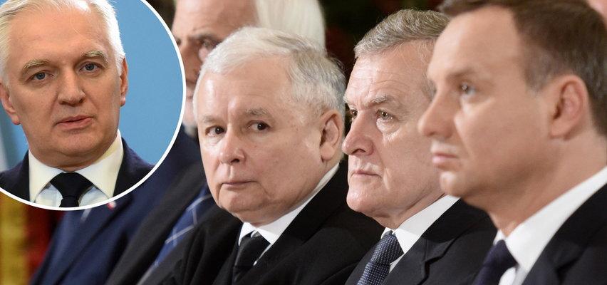 """Gowin opowiada publicznie, co Kaczyński chciał zrobić Dudzie i o tym, jak mu powiedział w twarz: """"Jarek, oszukałeś mnie!"""""""
