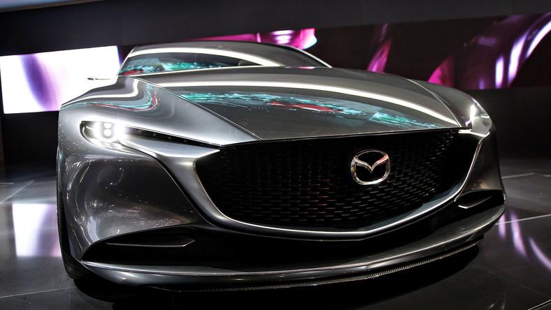 Mazda Vision Coupe podzieli się stylem? Mazda CX-60 i Mazda CX-80 to dwa nowe modele SUV, które japońska marka wprowadzi na rynek