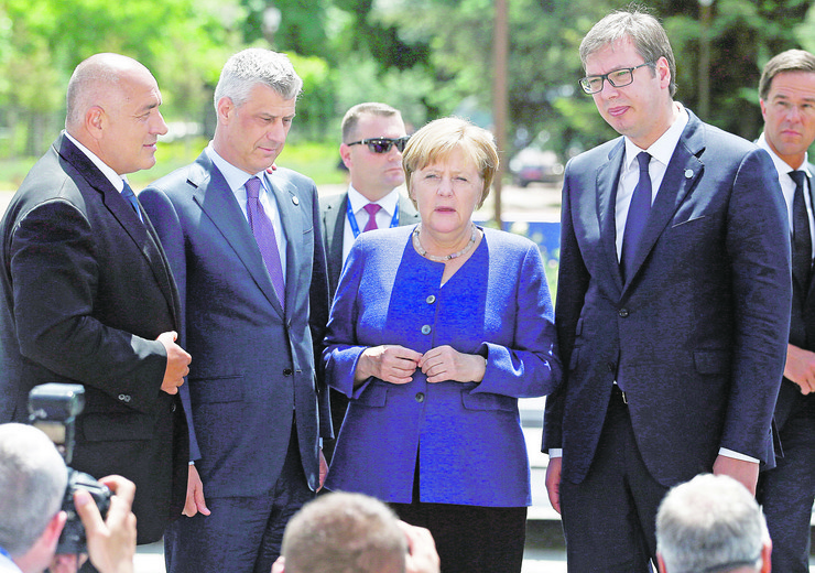 Kosovo pregovori profimedia