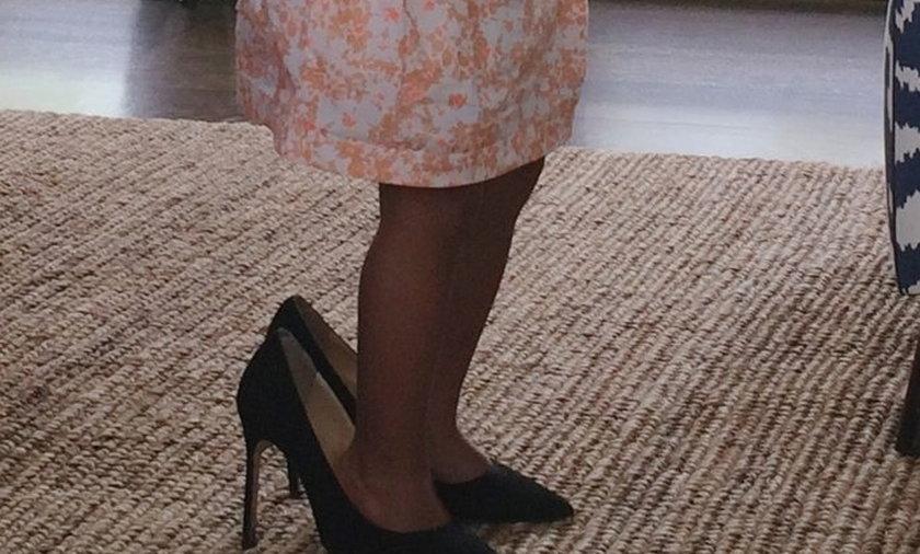 Blue Ivy już chodzi w butach Beyonce