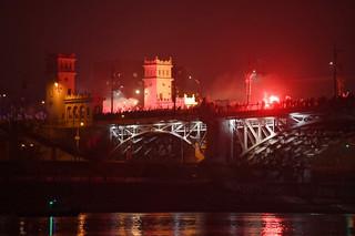 Kopcińska: Cieszymy się, że marsz w Warszawie przebiegł w spokojnej atmosferze
