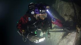 Ratownik TOPR odkrył najgłębszą podwodną jaskinię świata