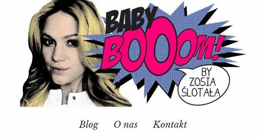 Blog Zosi Ślotały Baby Boom